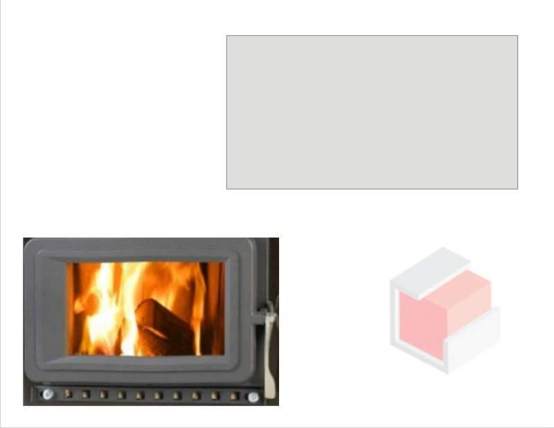 Filex - H sklo do dveří - náhradní díl