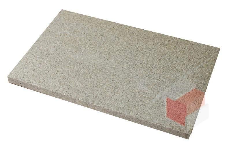 Deflektor - strop ohniště pro krbová kamna ISBERG, WISMAR