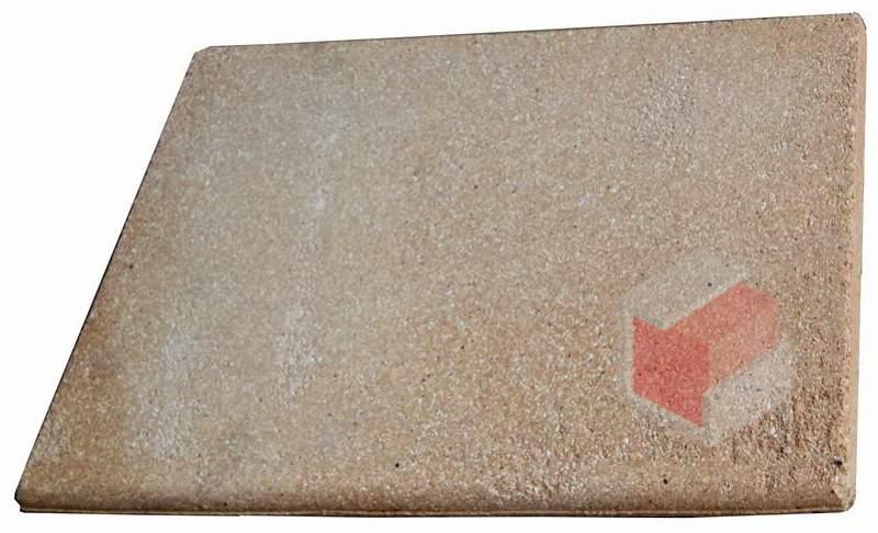 Sporák ÖKONOM 85 - 051 - šamotová cihla