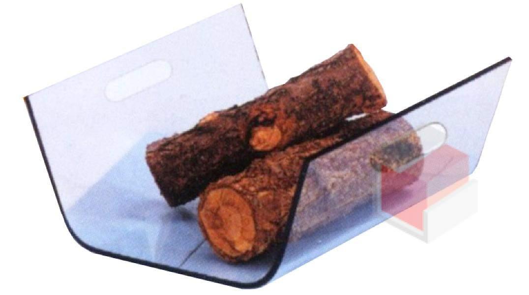 Koš na dřevo CALIFORNIA-7 pro kamna a krby