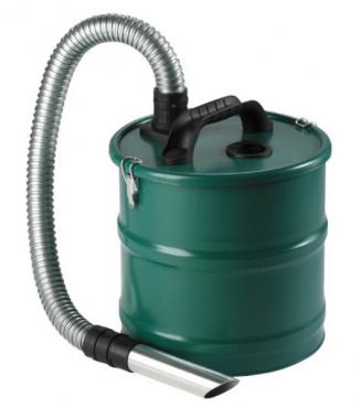 Vysavač popelu Kominík s filtrem - krbový vysavač popelu