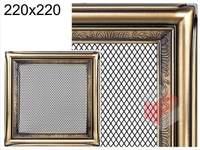 Krbová mřížka rustikální R 220x220