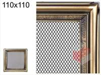 Krbová mřížka rustikální R 110x110