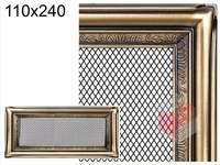 Krbová mřížka rustikální R 110x240
