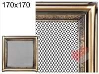 Krbová mřížka rustikální R 170x170