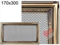 Krbová mřížka rustikální R 170x300