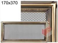 Krbová mřížka rustikální R 170x370