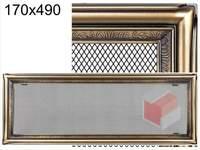Krbová mřížka rustikální R 170x480