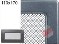 Krbová mřížka grafitová G 110x170
