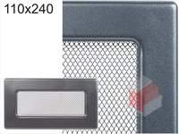 Krbová mřížka grafitová G 110x240