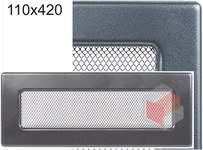 Krbová mřížka grafitová G 110x420