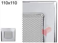 Krbová mřížka poniklovaná 110x110