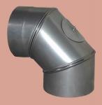 Koleno s čistícím otvorem pr. 200/1mm