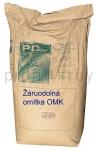 Omítka žáruvzdorná vrchní OMK 0-1 25kg